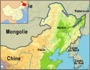 map-harbin