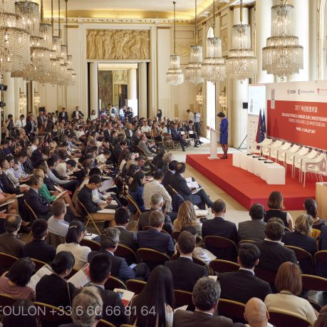 Vendredi 19 octobre 2018 – China-France Investment Dialogue : Intelligence Artificielle
