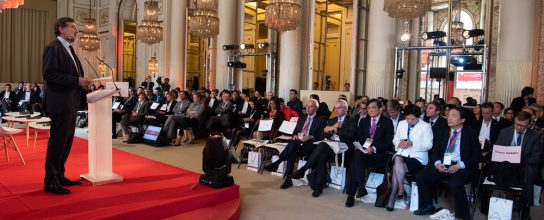 Vendredi 4 octobre – China France Investment Dialogue 2019