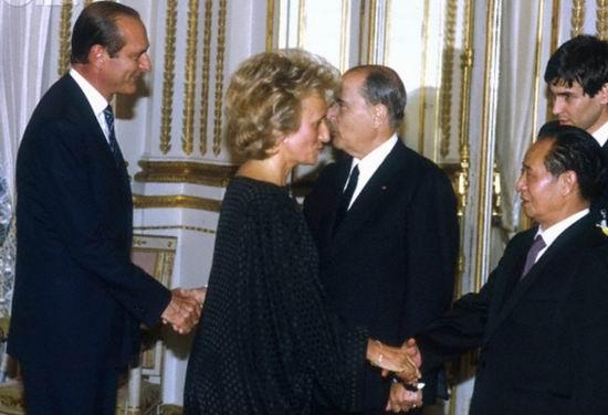 Chirac et Hu