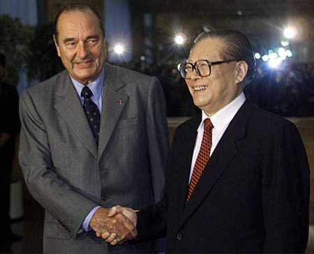 Chirac et Jiang 3