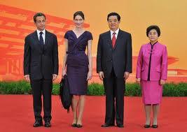 Sarkozy et Hu 3